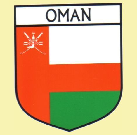 For Everything Genealogy - Oman Flag Country Flag Oman Decals Stickers Set of 3, $15.00 (http://www.foreverythinggenealogy.com.au/oman-flag-country-flag-oman-decals-stickers-set-of-3/)