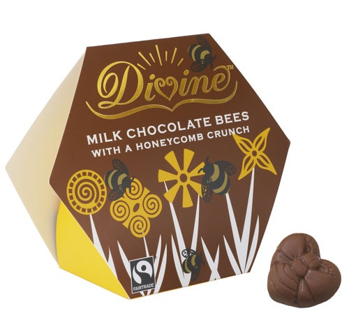 marketing divine chocolate case Divine chocolate's 44% part-owner kuapa kokoo, a cocoa farmer co-op in  ghana, receives higher dividends and social support as the.