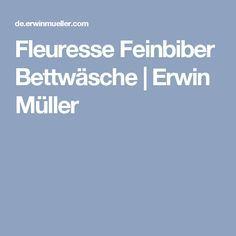 Fleuresse Feinbiber Bettwäsche | Erwin Müller