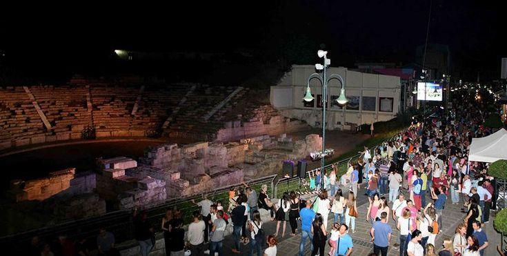Στο αρχαίο θέατρο της Λάρισας «Η Ευρώπη στην περιοχή μου»