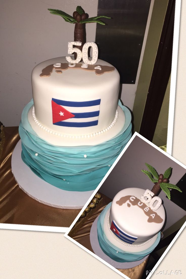 1000 Images About Cuba Theme Cake On Pinterest Pina