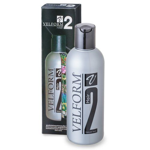 VELFORM HAIR FORMULA 2 NATURAL HAIR GROWTH PROMOTER TONIC STOP HAIR LOSSHAIR FALL 200ML Get Free Tomato Facial Mask  Ceramine UV Line Ginkgo Plus Whitening Cream 850ml * Check out this great product.
