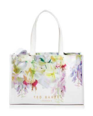 Ted Baker Hanging Garden Icon Tote With Flip Flops | Bloomingdale's