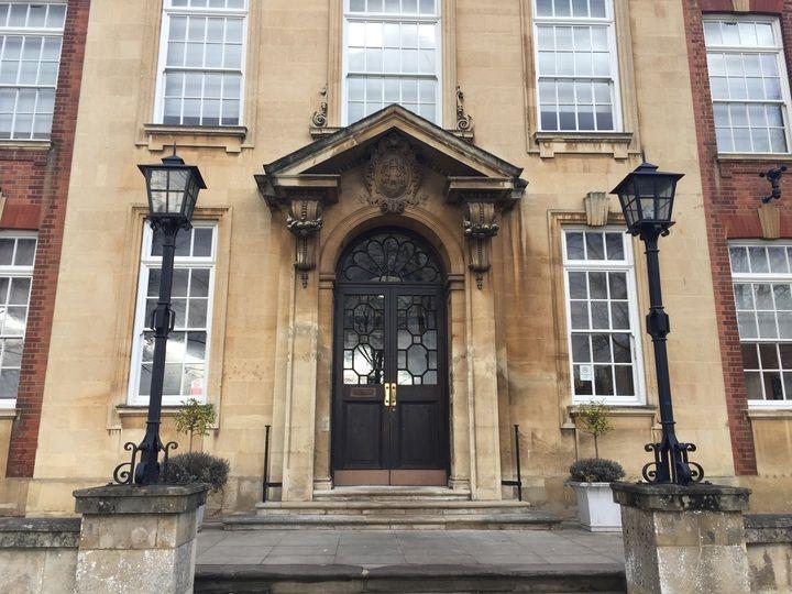 Newton Entrance