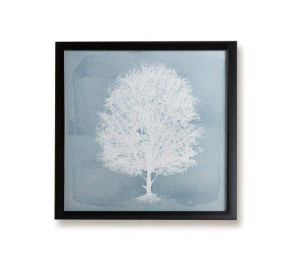 Winter Tree Framed Poster
