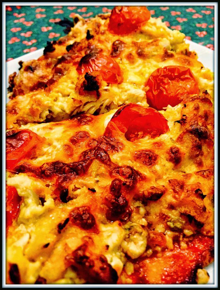 Arkimamman Arkiralli: Hyvä gluteeniton pizzapohja - pellillinen