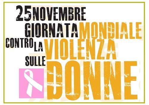 Bari aderisce alla Giornata Internazionale contro la Violenza sulle Donne