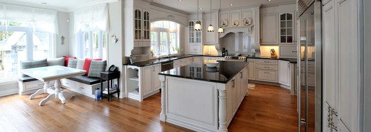 1000 ideas about black counters on pinterest white for Atelier jacob cuisine