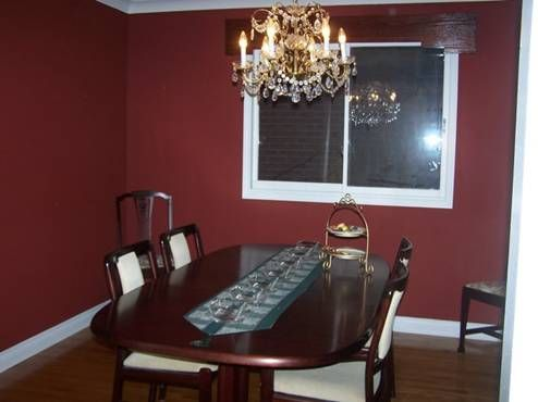 17 best images about interior painting dining rooms on for Painting for dining area