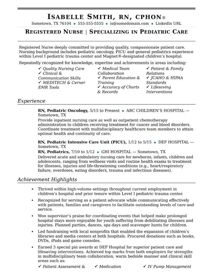 18++ Nursing assistant resume summary Resume Examples