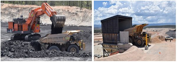 Coal mining and exploration