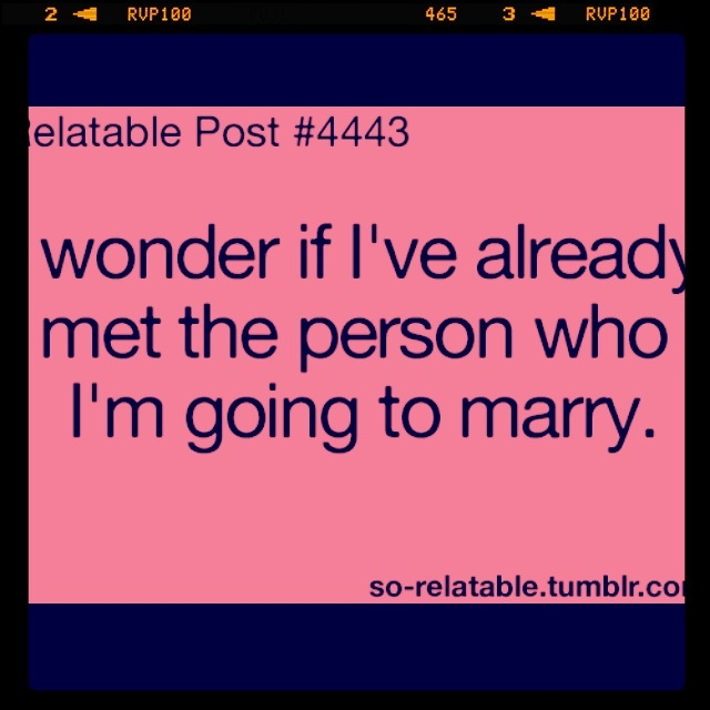 Omg!!! Yesss all the time!!