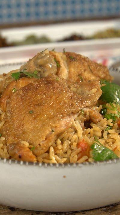 Chicken Biryani is a simple, one pot wonder.