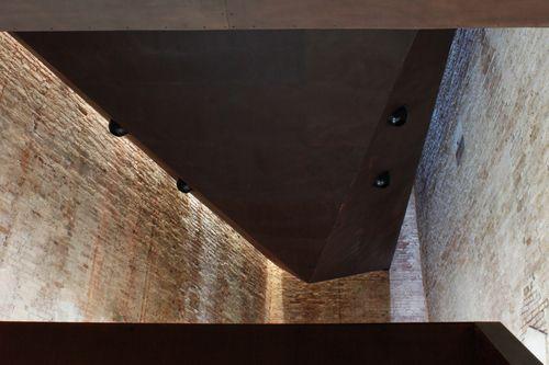 Restoration project of the Tower of Porta Nuova. - Venice Arsenal MAP STUDY - MAGNANI PELZEL ASSOCIATES ARCHITECTS , FRANCESCO MAGNANI, TRAUDY PELZEL
