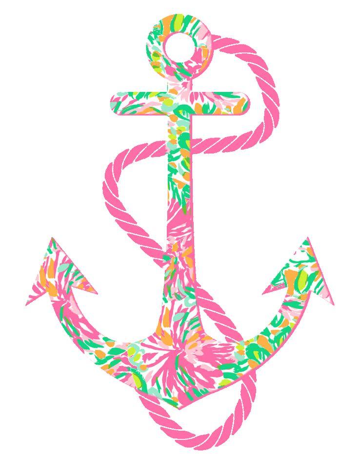 lilly anchor! super cute