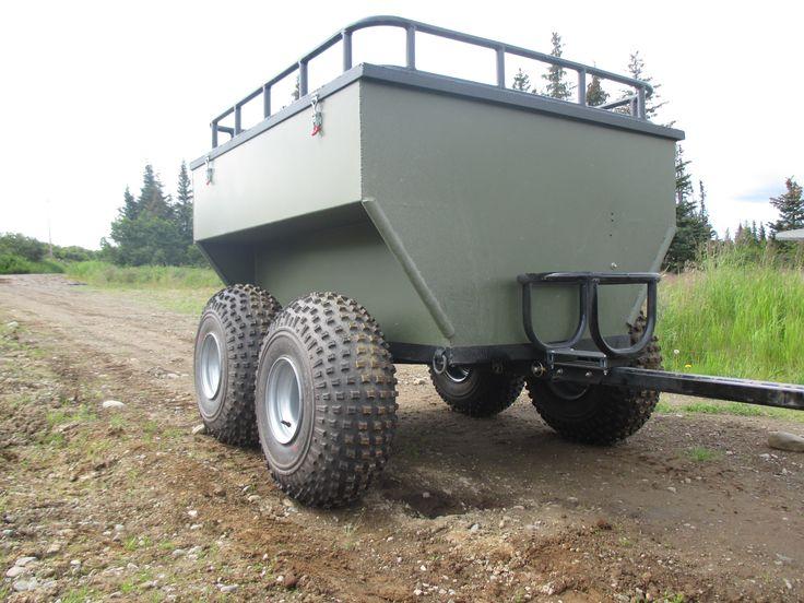 Large ATV trailer:  https://www.youtube.com/watch?v=53OX8aQ-L2g