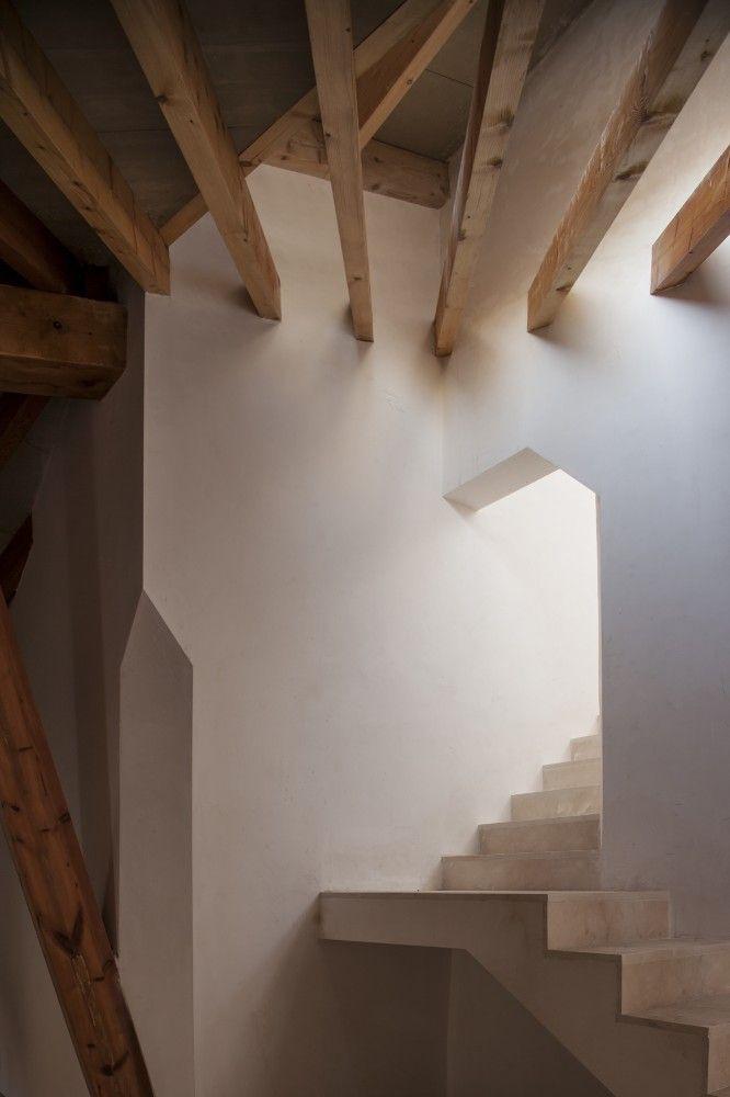 Escaliers en béton - Concrete stairs