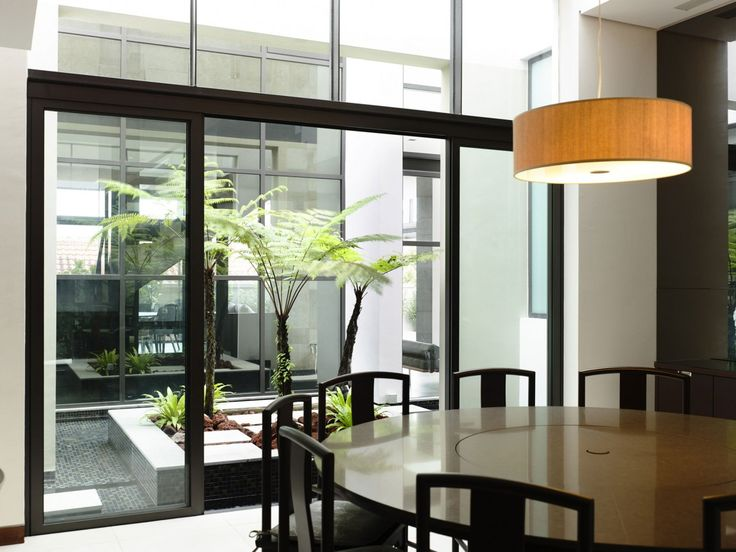Interior/exterior overflow at a private residence in Singapore by a-dlab