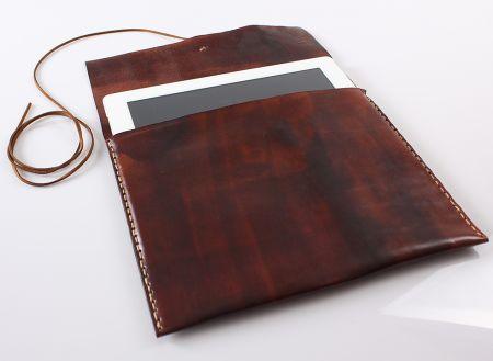 Ipad Case Leather