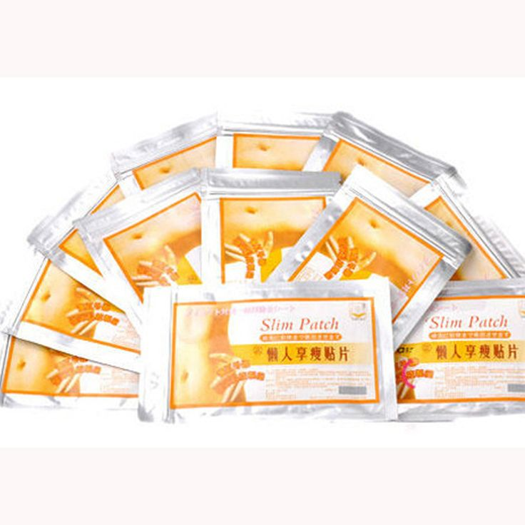 30PCS Diet Detox Adhesive Slim Patch Sheet Lose Weight Navel Paste Health Slimming Products To Lose Weight And Burn Fat