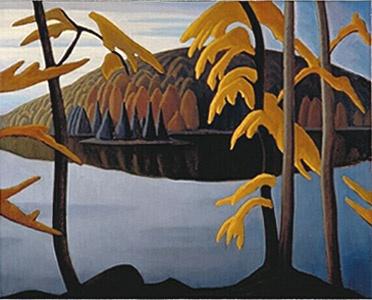northern lake lawren harris
