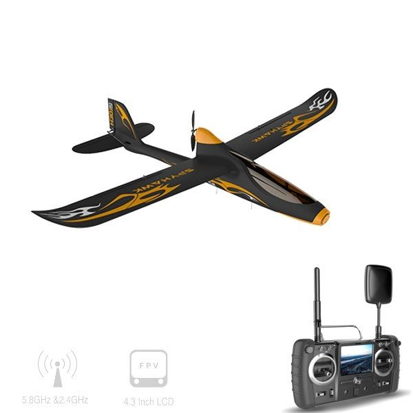 324.49$  Buy here - http://alirhw.worldwells.pw/go.php?t=32504578755 - Hubsan H301S 5.8G FPV Profession Drones 4CH RC Model Airplane RTF With GPS Module