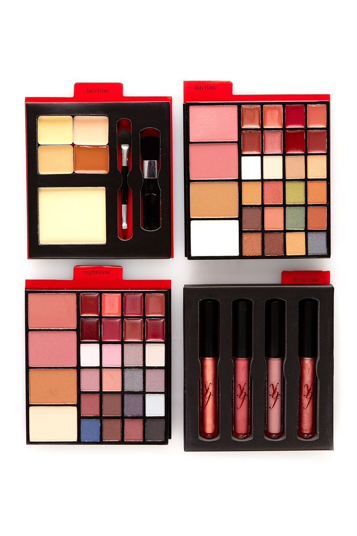 Beauty Tutorial by ybf Cosmetics on @HauteLook