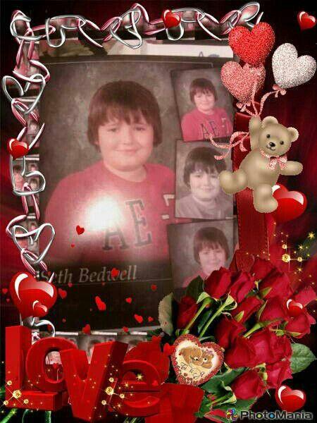 My baby boy Seth Bedwell.
