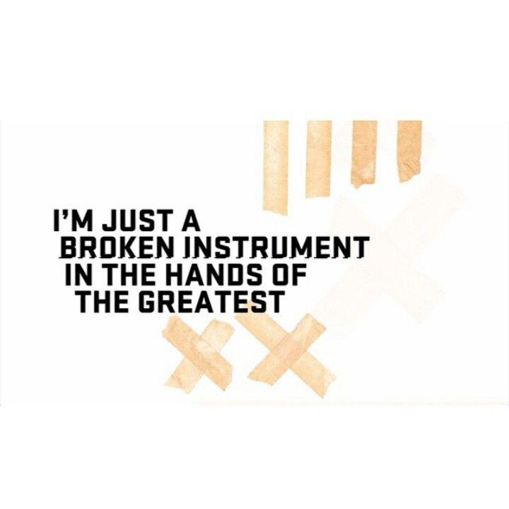 Broken yet He calls me beautiful #stolen #Anomaly #lecrae