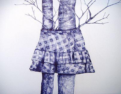 "Check out new work on my @Behance portfolio: ""rinscimento série""…"