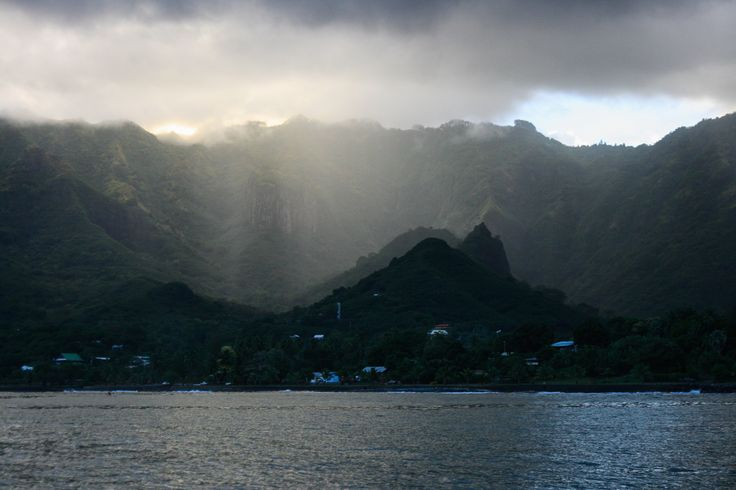 Galapagos Islands to Marquesas Islands | 30 Days | 2 April - 1 May | Ocean Passage