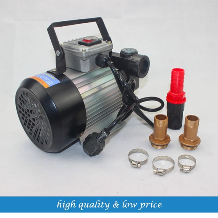 166.00$  Buy now - http://ali8ls.worldwells.pw/go.php?t=32763644064 - AC 220V Electric Oil Pump Mini Kerosene Oil Pump Diesel Oil Pump 166.00$