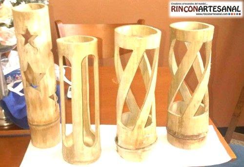 Bambú Baron - RINCONARTESANAL.COM - Portal de Promoción y Divulgación de Arte, Artesanía, Gastronomía y Diseño de Venezuela y Perú para el Mundo.