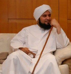 Profil Biografi Habib Ali Zainal Abidin bin Abdurrahman Al-Jufri