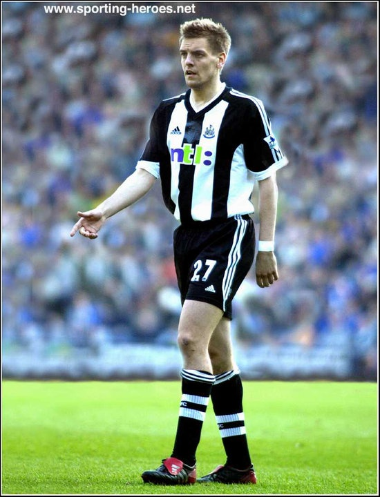 Jonathan WOODGATE Newcastle United