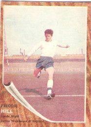 65. Freddie Hill Bolton Wanderers