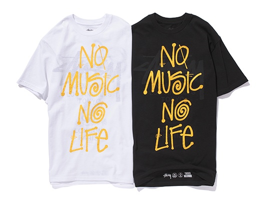 STUSSY x TOWER RECORDS x COLEMAN 2012 Summer Collection #stussy #towerrecords #coleman