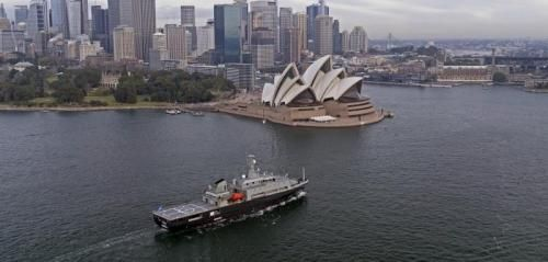 A Multi-role Aviation Training Vessel by Damen Shipyards has sailed to Australia on her maiden voyage for official handover to the Royal…