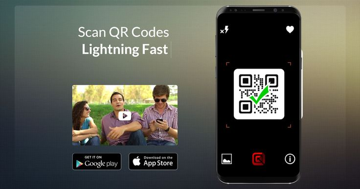 Ad free from Q.TK - IOS and Android QR Code Scanner
