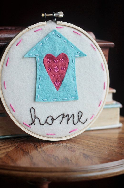 home is where the heart is.