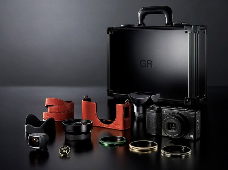 Limited Edition Ricoh GR II