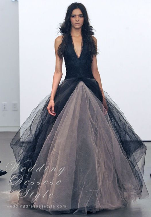 Vera Wang Fall/Winter 2012 Wedding Dresses Collection