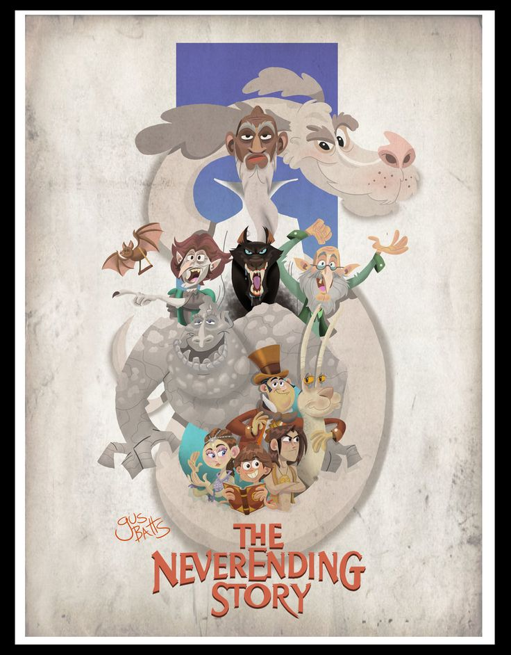 The Neverending Story (by Gus Batts)