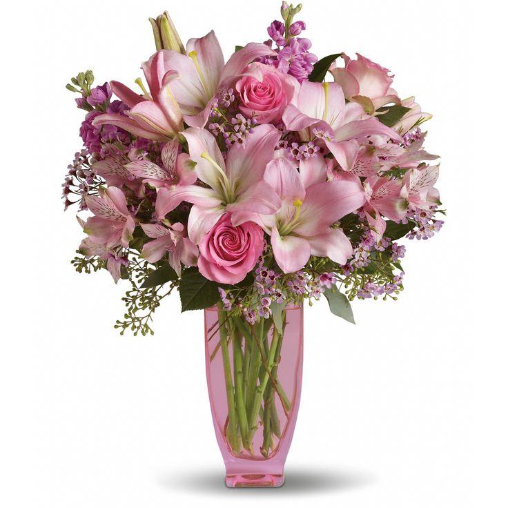 лилии картинки розовые розы понимаю