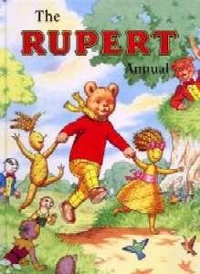 Children's Books - Rupert the Bear
