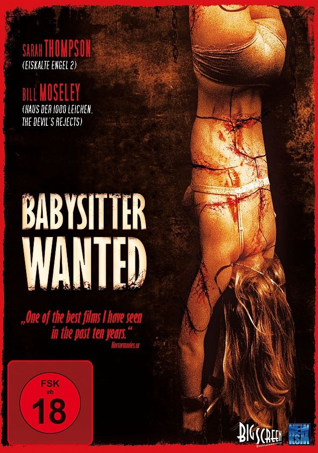 Babysitter Wanted 2008 With Images Wanted Movie The Best