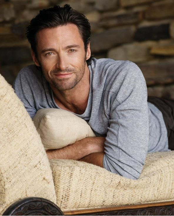 Hugh Jackman- he can act & sing! Heck yes!!- JMar