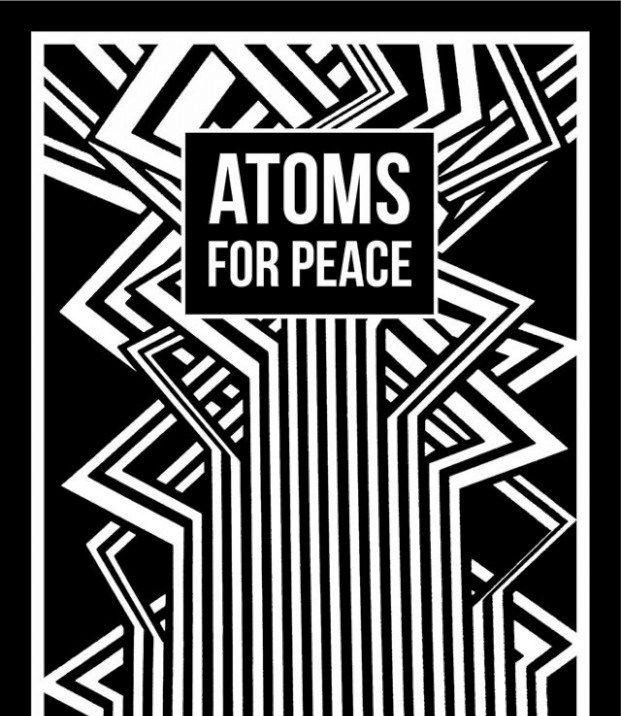 Atoms For Peace tocó Got To Give It Up de Marvin Gaye en el Pepsi Center
