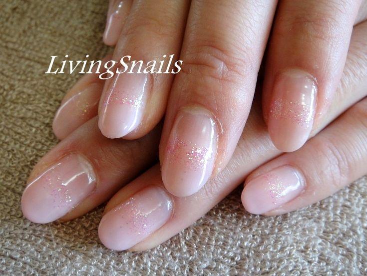【お客様ネイル】シンプルな桜色ジェルネイル の画像|六本木30代からキレイになる!ネイルサロン~定額制~