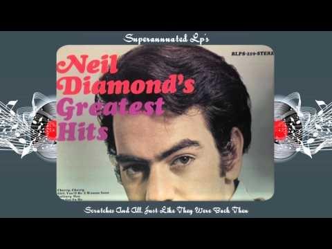 NEIL DIAMOND greatest hits Side one